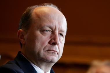 A.Kubilius: didžiausias iššūkis šalies finansams – skolų našta