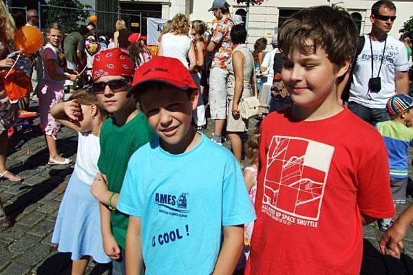 Vilnius, Trakai ir Ukrainos miestas vykdo vaikų poilsio stovyklų mainų programą