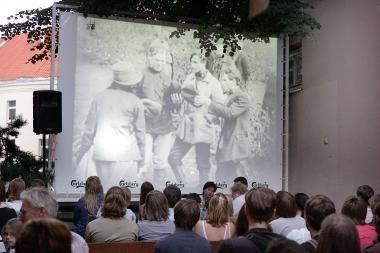 Vilniaus senamiestyje – nemokami kino seansai