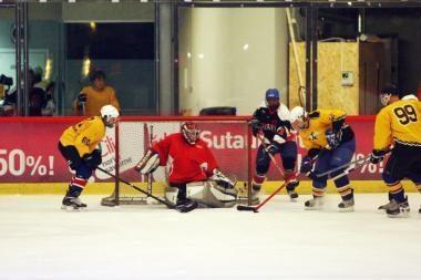 Lietuvos ledo ritulio čempionate neliko nelaimėjusių komandų
