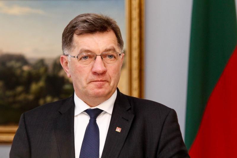 Premjeras A.Butkevičius: VAE akcijos perduotos Finansų ministerijai