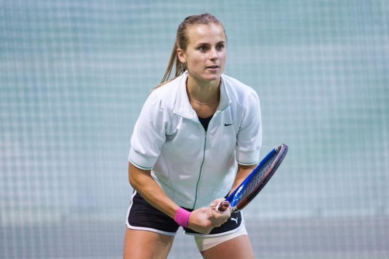 Geriausių pasaulio tenisininkių WTA reitinge Lina Stančiūtė liko 340-a
