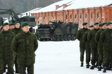 Atostogaudami krašto apsaugos sistemos kariai ir civiliai sutaupė apie 6 mln. litų