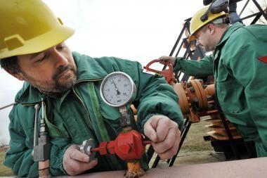 J.Tymošenko: Kijevas niekam neatiduos savo dujotiekio kontrolės