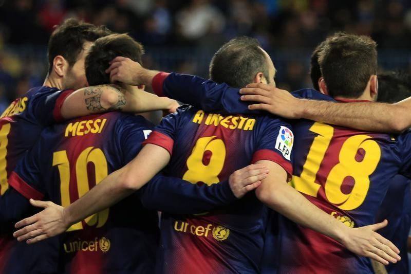 """""""Barcelona"""" artimiausią varžovą lenkia jau 11 taškų"""