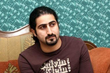 Teroristo sūnus išsiųstas iš Egipto