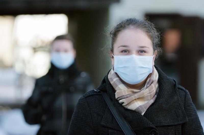 Klaipėdoje per savaitę gerokai išaugo susirgimų gripu skaičius
