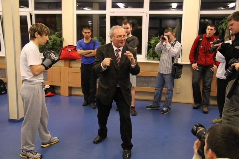 Geriausias visų laikų Lenkijos boksininkas patyrė širdies smūgį