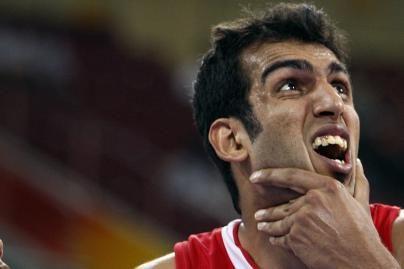 Irano krepšininkas veržiasi į NBA
