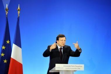 Europos Komisija pristatys ekonomikos skatinimo planą