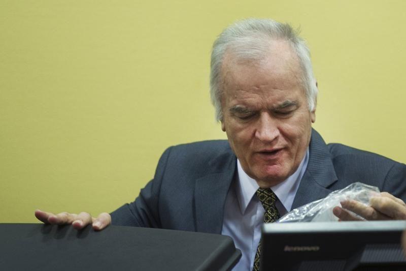 R.Mladičiaus teismas bus atnaujintas keturiomis savaitėmis vėliau