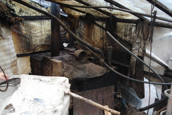 Telšių rajone aptiktas naminės degtinės fabrikėlis