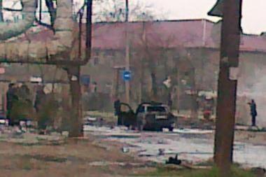 Rusijos Kaukazo respublikos Dagestano mieste per du sprogimus žuvo 9 žmonės