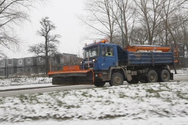 Klaipėdos kelininkų darbas – be laisvadienių