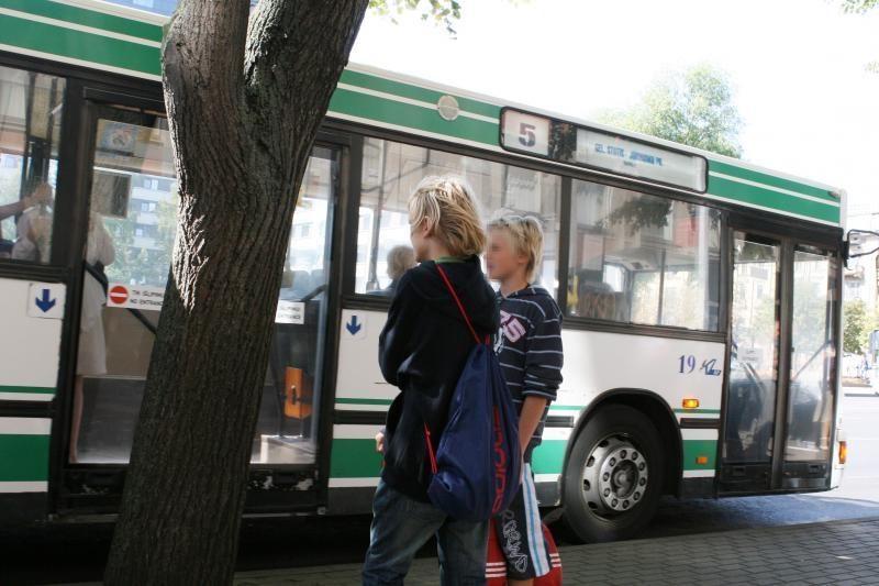 Rygoje – daugiau nemokamai važinėjančių keleivių