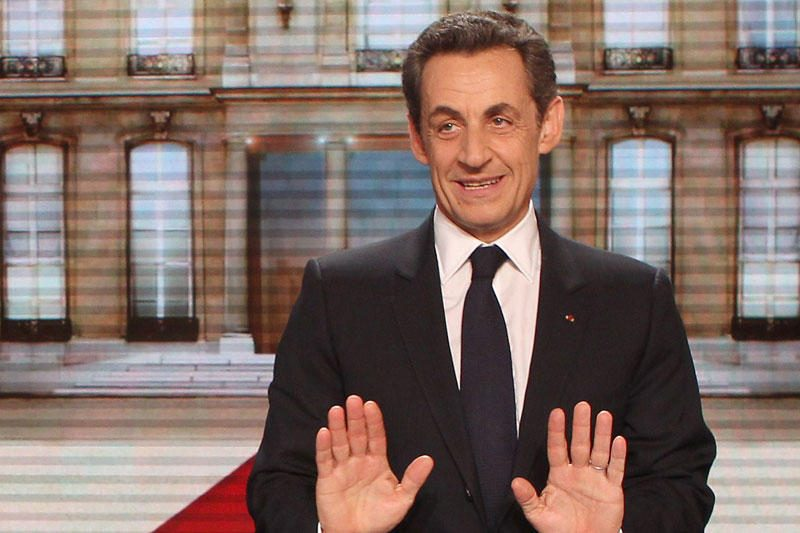 N.Sarkozy ir F.Hollande'as debatais tikisi palenkti rinkėjus