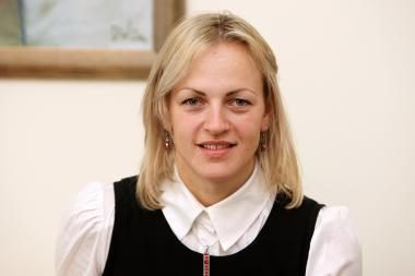 Dviratininkė S.Krupeckaitė pelnė dar vieną titulą