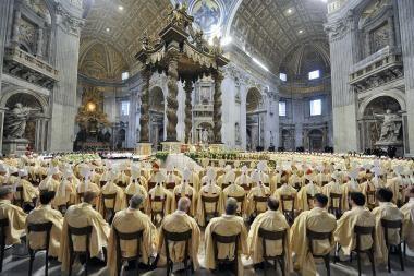 Vatikane - skirtingos reakcijos į pedofilijos skandalą (papildyta)