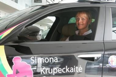S.Krupeckaitei - Europos auksas