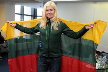 Per olimpiados atidarymą žygiuos 10 ar 11 lietuvių