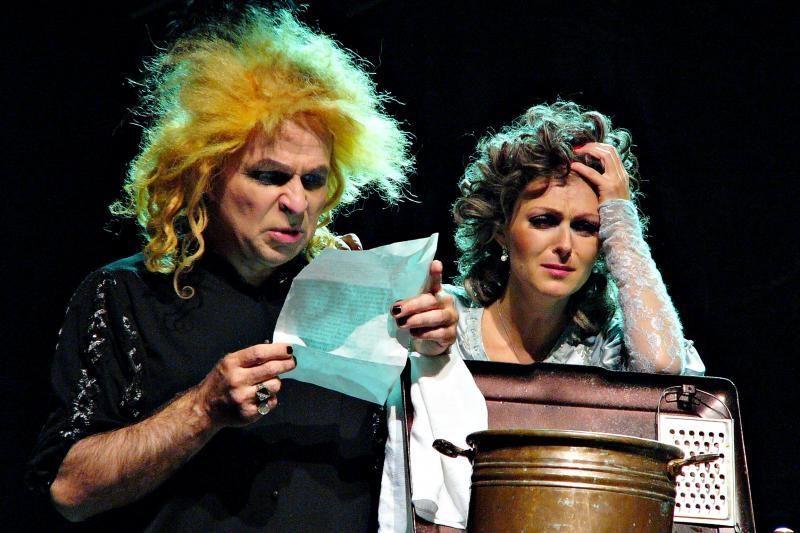 Klaipėdos dramos teatras susiruošė gastrolių į Palangą