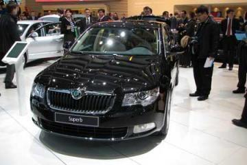 """Naujasis """"Škoda Superb"""
