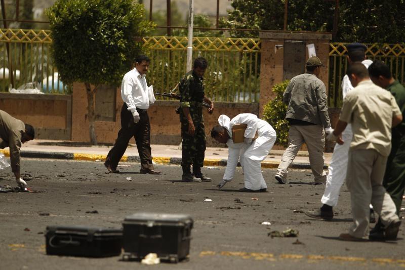 Jemene susisprogdinus mirtininkui žuvo bent 50 žmonių