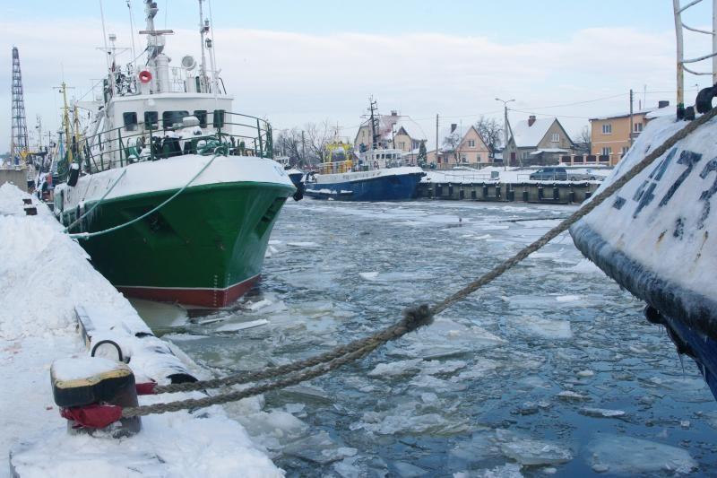 Baltijos žvejai piketuos prie ministerijos