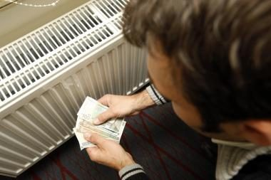 Kauniečiams šildymas – brangiausias tarp didžiųjų miestų