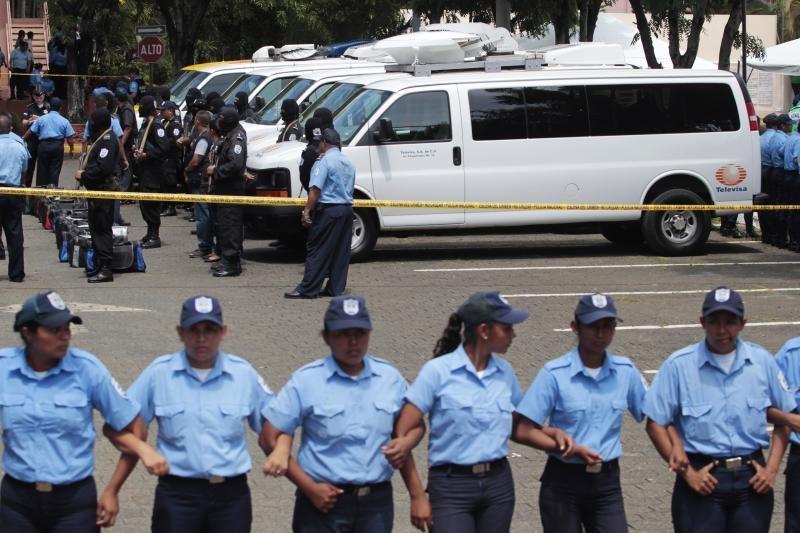 Meksikos policija per reidą sužeidė du JAV ambasados darbuotojus