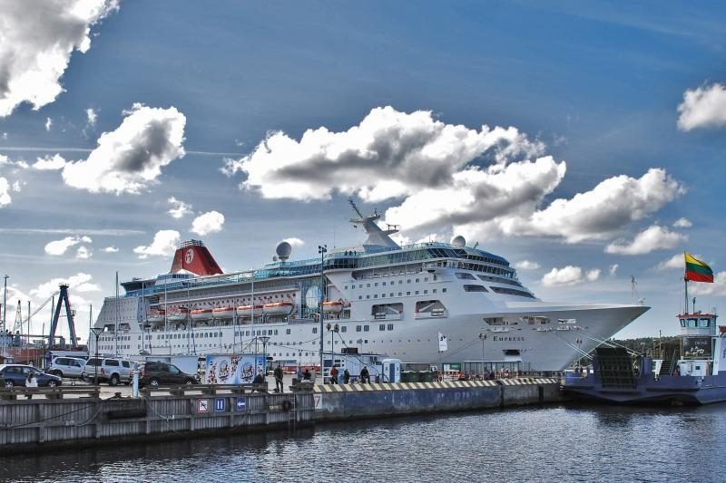Šeštadienį į Klaipėdą atplaukia net 3 kruiziniai laivai