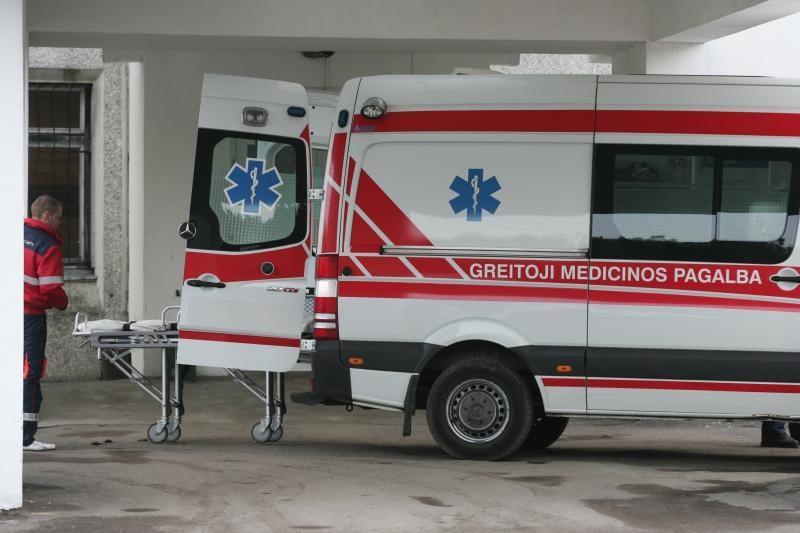 Vilniuje automobilis partrenkė trejų metų vaiką