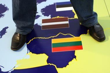 Lietuviai ir latviai tolsta nuo estų