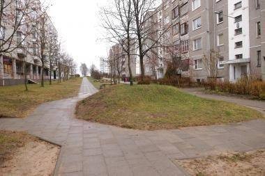 Vilniuje atidaryta Zalcburgo alėja