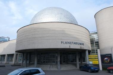 Mažasis savaitgalis Vilniaus planetariume