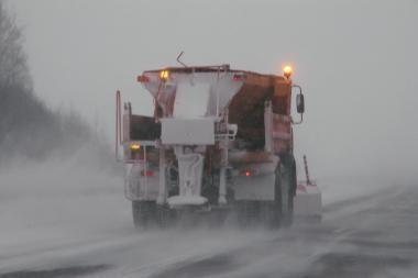 Kelininkai įspėja, kad sninga beveik visoje Lietuvoje