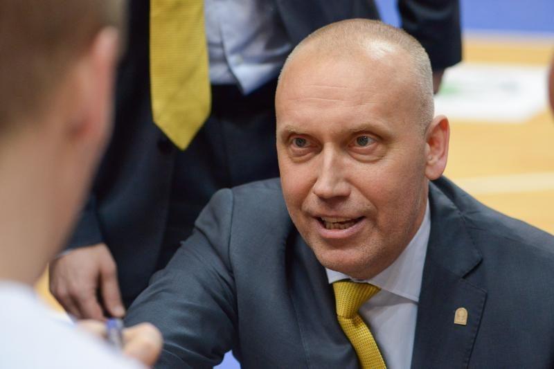 """R. Kurtinaičio auklėtiniams - """"Nižnij Novgorod"""" ekipos kirtis"""