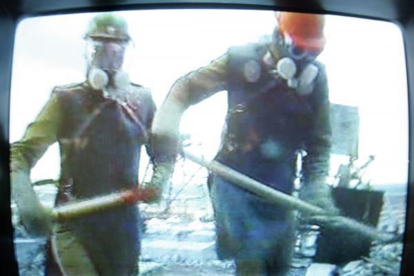 Per Černobylio katastrofos metines pradėjo naujo gaubto statybas