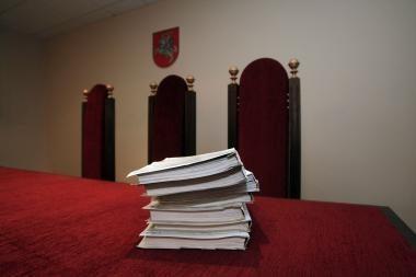 Minijos kaime iškirstų medžių byla pasiekė teismą