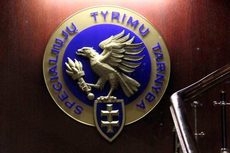 Prezidentė iš pareigų atleido STT direktoriaus pavaduotoją