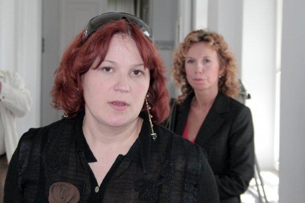 Prieš ketverius metus nušalinta teisėja gali būti grąžinta į darbą