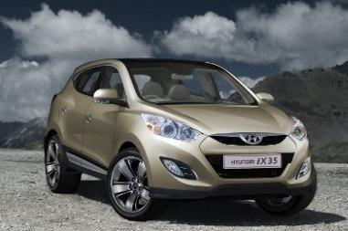 """Naujasis """"Hyundai ix35"""" – jau Lietuvoje"""