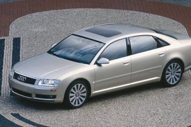 """Palangoje pavogta brangi """"Audi A8"""""""
