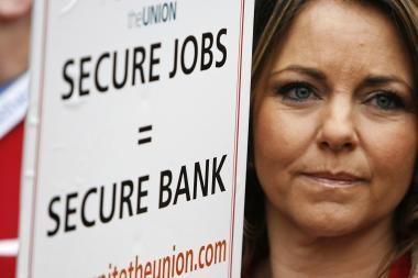 ES planuoja naują bankų testavimą nepalankiausiomis sąlygomis