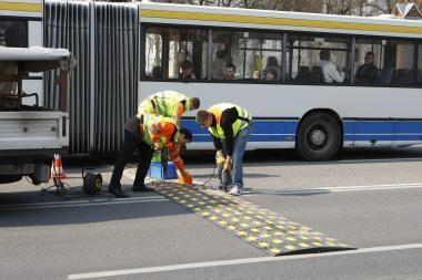 Klaipėdos vairuotojų laukia pokyčiai