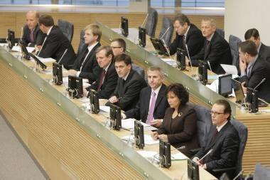 TVF pritarė antikriziniam planui, tačiau santūriai