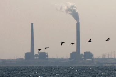 Anglies dvideginio emisija gali pasiekti rekordinį lygį