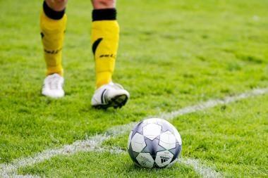 Verkių seniūnijos vaikai mėnesį nemokamai galės mokytis futbolo paslapčių