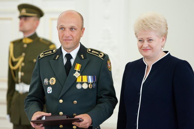 Visos Seimo frakcijos remia S. Urbanavičiaus kandidatūrą į STT vadovus