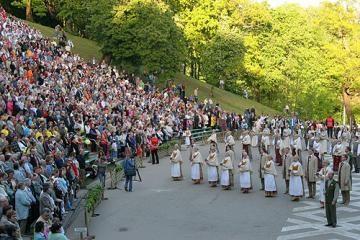 Kauniečiai dainuos ir šoks miesto šventėje